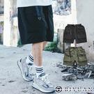 【OBIYUAN】工作短褲 耐磨 抗撕裂 多功能 多口袋 休閒短褲 共2色【Y006】