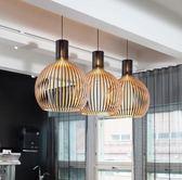 吊燈 球形吊燈創意鐵藝術燈後現代簡約客廳書房樓梯間美式圓形餐廳吊燈MKS 維科特3C