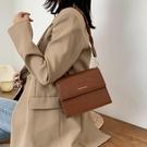 斜背包 秋上新質感小包包女包2020新款潮時尚側背包鱷魚紋百搭斜背小方包 裝飾界