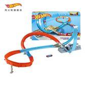 風火輪新品立體回旋賽道競技玩具益智玩具軌道車套裝GGF92MKS摩可美家