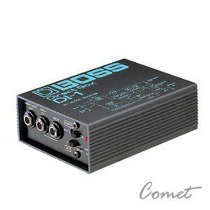 BOSS DI-1 平衡訊號轉換器 【主動式/Direct Box /DI1】 BOSS