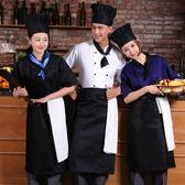 降價兩天-廚師服廚師服短袖夏裝工作服酒店餐廳蛋糕店食堂工廠廚房衣服透氣