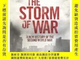 二手書博民逛書店The罕見Storm Of WarY364682 Andrew Roberts Allen Lane 出版2
