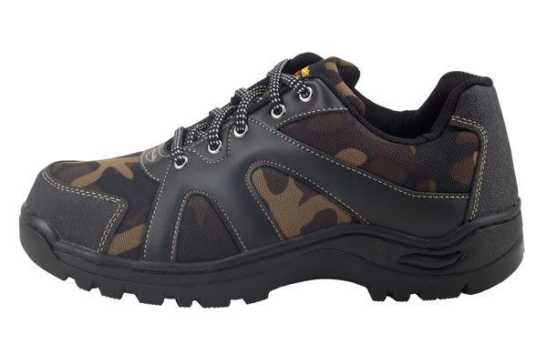 男款 牛頭牌 New buffalo 迷彩防穿刺 耐油 耐磨止滑 MIT專業手工安全鞋 工作鞋 59鞋廊