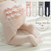 襪子 褲襪 兒童 嬰兒 花邊 造型 PP褲 防滑 造型襪 BW