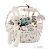 初生嬰兒純棉內衣服禮盒新生兒玩具男寶寶用品套裝滿月禮物igo 沸點奇跡