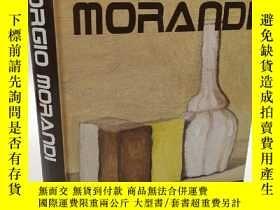 二手書博民逛書店Giorgio罕見Morandi: A Retrospective喬治莫蘭迪藝術作品集Y227989 外文