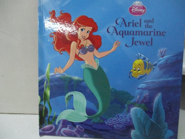 【書寶二手書T4/少年童書_DKN】Ariel and the Aquamarine Jewel