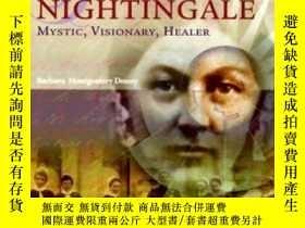 二手書博民逛書店Florence罕見Nightingale: Mystic, Visionary, Healer-南丁格爾:神秘的