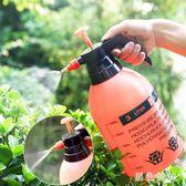 澆花噴壺園藝噴霧器噴水壺氣壓式澆水壺小型噴霧瓶灑水壺澆花家用 js6766『黑色妹妹』