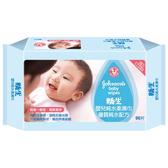 嬌生嬰兒純水柔溼巾一般型90片 [屈臣氏]