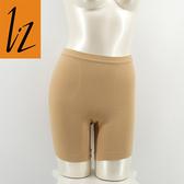 LZ-高腰XL大腿雕塑褲(膚.黑)74390