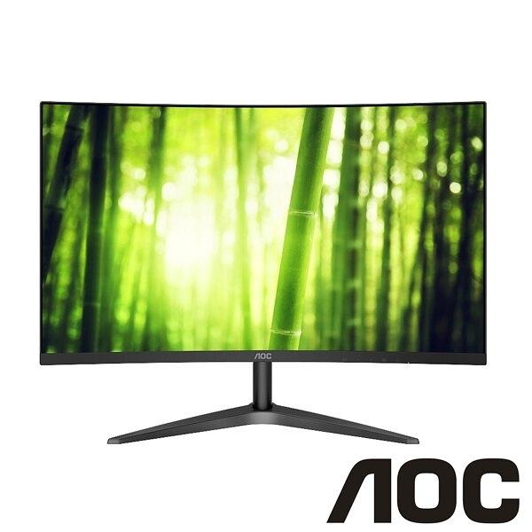 AOC 23.6吋 C24B1H (曲面169)液晶顯示器