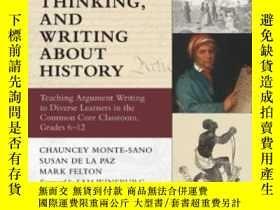 二手書博民逛書店Reading罕見Thinking And Writing Ab