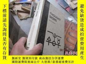二手書博民逛書店thought罕見signs 精 362219636 liung