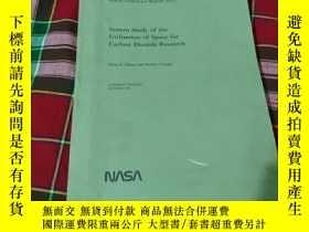二手書博民逛書店NASA罕見Contractor Report 3923看圖Y2
