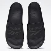 REEBOK FULGERE 男鞋 拖鞋 海灘 輕量 黑【運動世界】CN6467