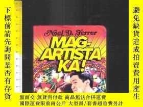 二手書博民逛書店菲律賓語原版書罕見Mag-Artista Ka   Noel D