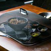 鐵藝黑色餐桌罩歐式長方形食物罩