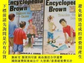 二手書博民逛書店Encyclopedia罕見Brown: Keeps the P