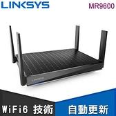 【南紡購物中心】Linksys 雙頻 AX6000 Mesh WiFi 6 路由器 分享器 (MR9600)