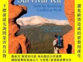 二手書博民逛書店Conflict罕見Survival Kit: Tools For Resolving Conflict At W