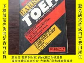 二手書博民逛書店BARRON,S罕見HOW TO PREPARE FOR THE