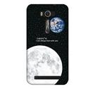 [ZE500KL 軟殼] asus 華碩 ZenFone 2 Laser 5吋 Z00ED 手機殼 外殼 月球地球