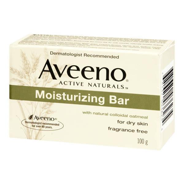 *禎的家* Aveeno 天然燕麥 滋潤沐浴皂 100g