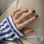 戒指男女情侶時尚簡約食指指環【小檸檬3C】
