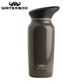 丹大戶外【WaterBox】美國彩繪不鏽鋼水壺 750c.c. 不含雙酚A 型號032-750-1000-006 鐵灰色
