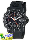 [美國直購] Luminox Men s 8821.KM Recon Pointman Black, Rubber Band, With Multi Color Accents Watch 手錶