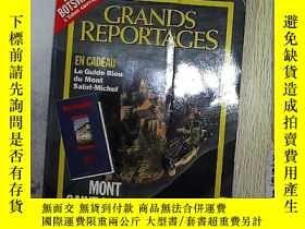 二手書博民逛書店GRANDS罕見REPORTAGES 1993 .Y203004
