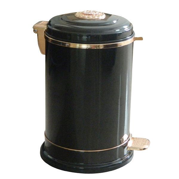 專櫃正品 金屬垃圾桶家用
