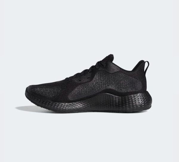 Adidas EDGE GAMEDAY SHOES 男款黑色運動慢跑鞋-NO.EE4169
