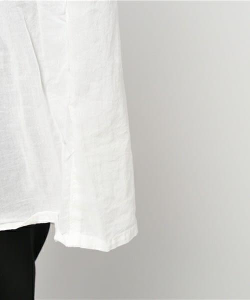 ❖ Hot item ❖ 花邊蕾絲純棉長版上衣 (提醒➯SM2僅單一尺寸) - Sm2