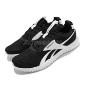 【海外限定】 Reebok 訓練鞋 Flexagon Energy TR 白 黑 男鞋 多功能 運動鞋 【ACS】 FU6609