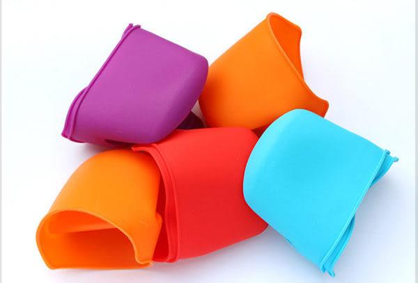 廚房用品   耐高溫鴨嘴矽膠隔熱手套(1組2個) 廚房用品  防滑手套 【KFS010】-收納女王