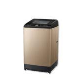 【HITACHI日立】18公斤變頻直立式洗衣機SF180XBV-香檳金