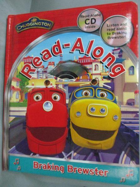 【書寶二手書T6/少年童書_ZJM】Chuggington Read-Along Books_附光碟