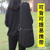 小提琴琴盒三角盒輕便琴包成人兒童1/2/3/4/8盒子配件小提琴包輕 FF751【彩虹之家】