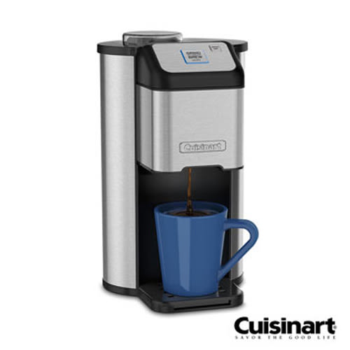 美膳雅Cuisinart全自動研磨美式咖啡機DGB-1TW【愛買】