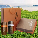 東方藏玉 - 茶葉禮盒 (黃金炭培烏龍+梨山霜雪茶)