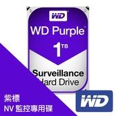【搭機版】WD 威騰 紫標 1TB 3.5吋 監控系統硬碟 (WD10PURX)