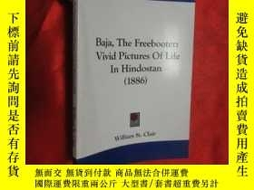 二手書博民逛書店Baja,罕見the Freebooter (小16開) 【詳見圖】Y5460 St Clair, Willi