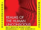 二手書博民逛書店Realms罕見Of The Human UnconsciousY256260 Grof, Stanislav