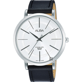 ALBA雅柏 東京情人時尚手錶-銀x黑/44mm VJ21-X118Z(AH8479X1)