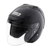 【東門城】LUBRO AIR TECH (黑) 碳纖維半罩式安全帽