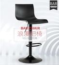 吧台椅家用現代簡約高腳凳歐式吧凳酒吧椅靠背凳子升降椅子高凳子 小山好物