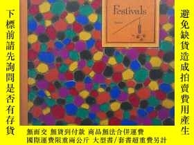 二手書博民逛書店Chinese罕見New Year Festivals(中國春節